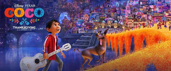 Coco i velika tajna (2017)