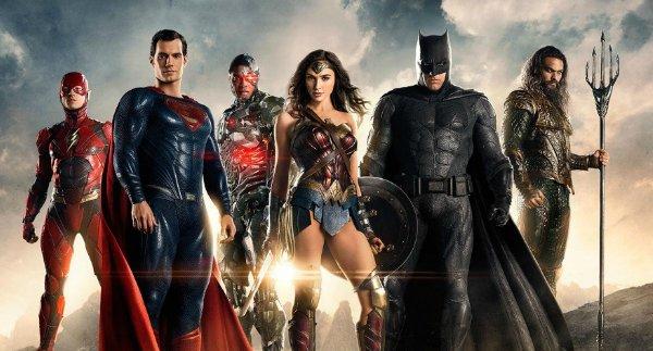 Liga Pravde - Justice League