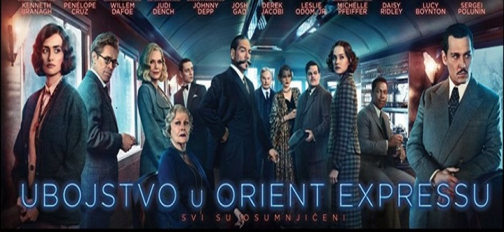 Ubojstvo u Orient Expressu - Murder on the Orient Express 2017