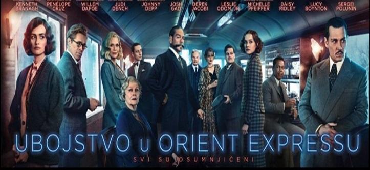 Ubojstvo u Orient Expressu - Murder on the Orient Express 2017