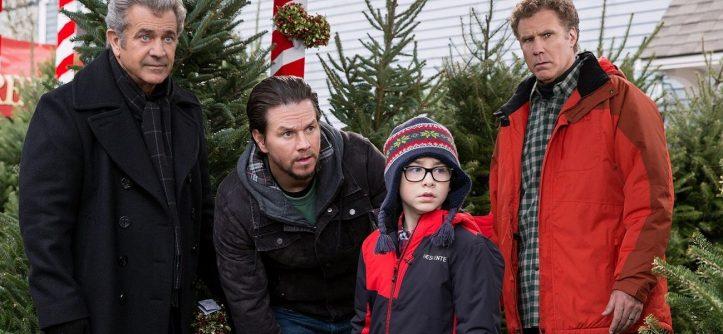 Tatica se vratio za Božić (2017)