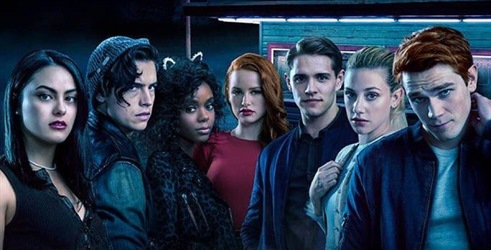 (TV SERIES) Riverdale (Seasons 1) 2017
