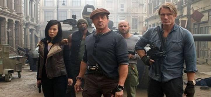Plaćenici 2 – The Expendables 2 2012 Recenzija Filma