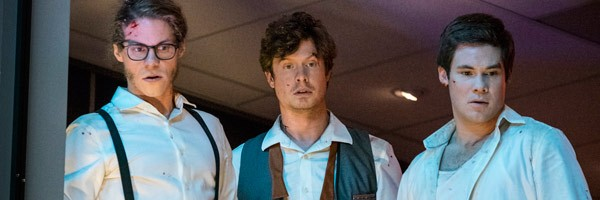 Trailer: Game Over, Man! (2018)