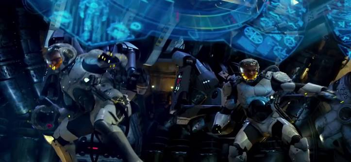 Trailer Pacific Rim Uprising 2018