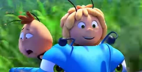 Pčelica Maja: Medene igre