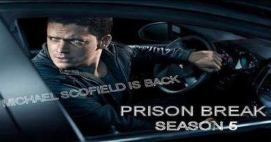 Prison Break (Sezona 5)