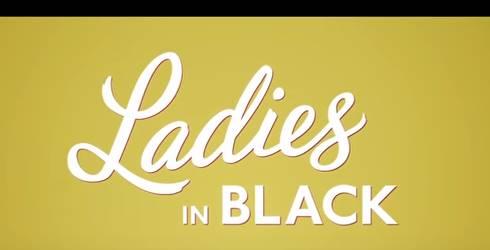 Dame u crnom