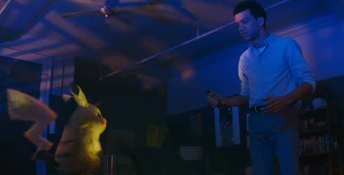 Pokémon detektiv Pikachu 2019 Recenzija Opis i Radnja Filma