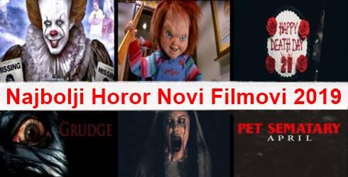 Horor Filmovi 2019: Ovo su najbolji novi Horor filmovi 2019. godine