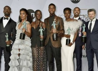 ACTORS GUILD AWARDS 2019