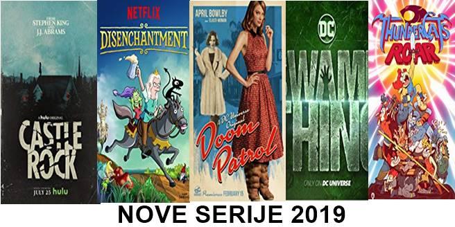 nove serije