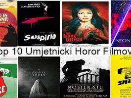 Umjetnicki Horor Filmovi