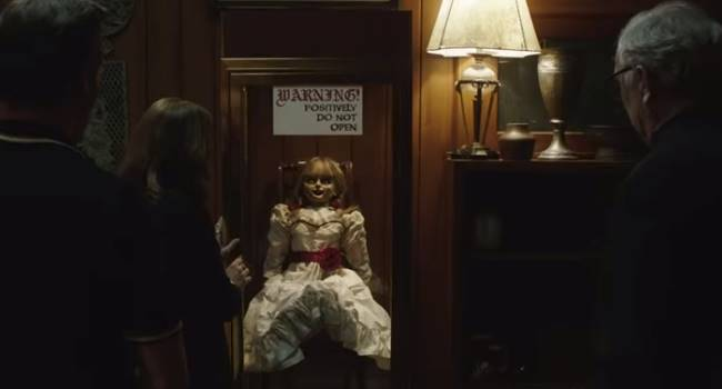 ANNABELLE COMES HOME 2019 Film Opis i Radnja Filma