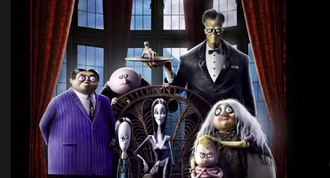 Obitelj Addams – The Addams Family (2019) Recenzija Filma