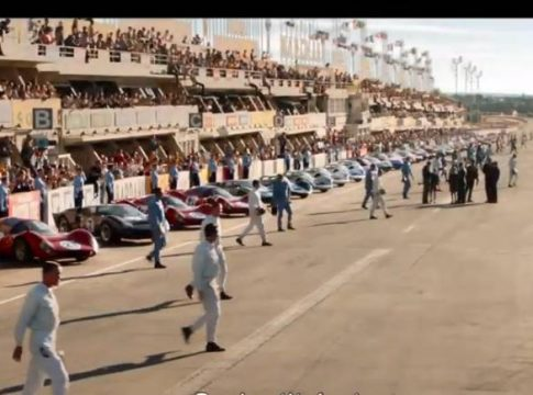 Izazivač: Le Mans '66 - Ford v Ferrari 2019 Film, Opis i Radnja Filma, Recenzija Trailer U kinima