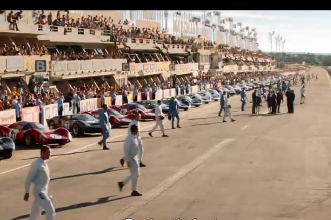 Izazivač: Le Mans '66 – Ford v Ferrari (2019) Recenzija Filma