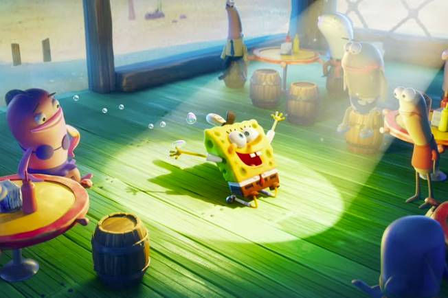 The SpongeBob Movie: Sponge on the Run 2020 Film Opis i Radnja Filma, U kinima Trailer