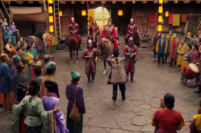 Mulan 2020 Film Opis i Radnja Filma, U kinima Trailer