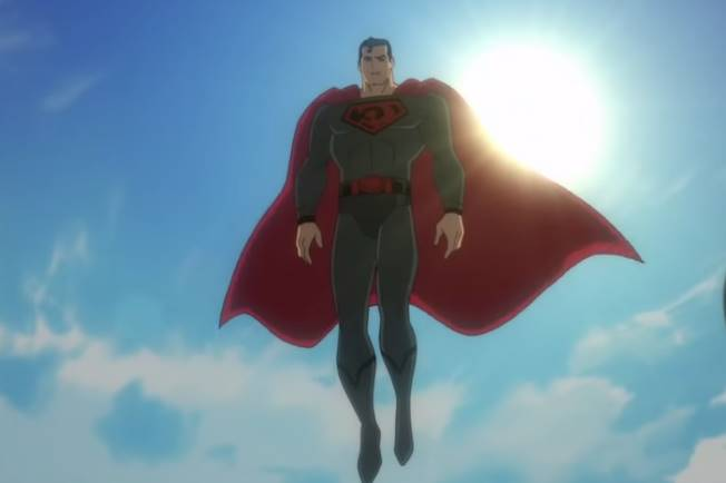 Superman: Red Son (2020) Trailer Filma