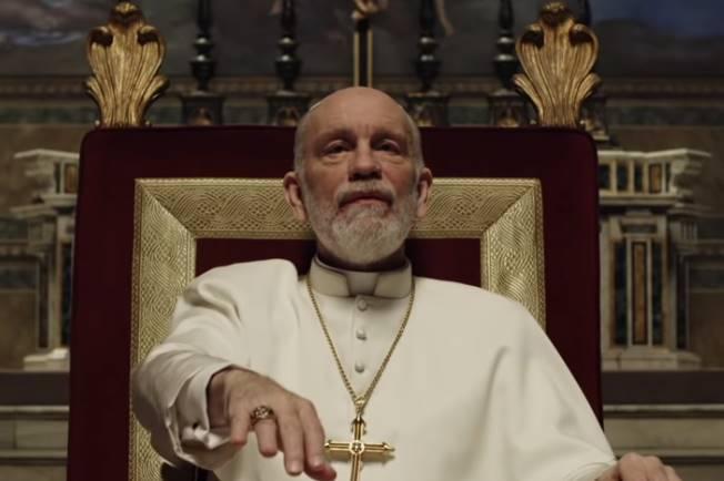 The New Pope 2020 Serija Opis i Radnja Serije, Trailer Tv Series