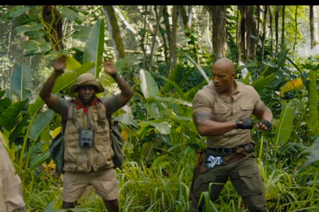 Jumanji: Iduća razina – The Next Level  (2019) Recenzija Filma