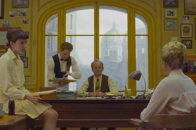 The French Dispatch (2020) Film Opis i Radnja Filma, U kinima