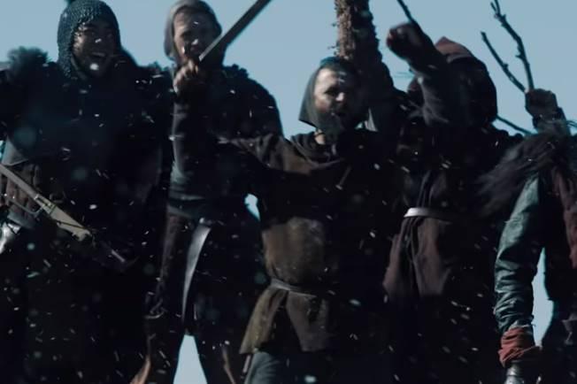 The Letter for the King Season 1 2020 Serija Opis i Radnja Serije, Trailer Tv Series