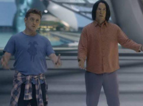 Bill & Ted Face the Music 2020 Film Opis i Radnja Filma, U kinima, Trailer