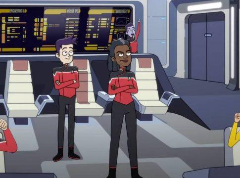 Star Trek: Lower Decks 2020 Serija Opis i Radnja Serije, Trailer Tv Series