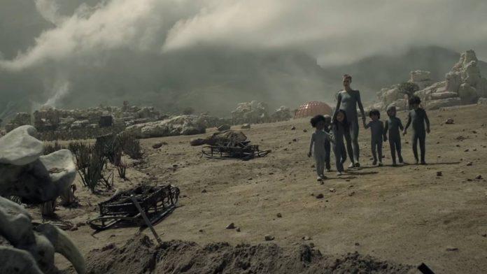 Raised by Wolves Season 1 2020 Serija Opis i Radnja Serije, Trailer Tv Series
