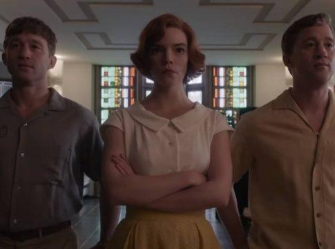 The Queen's Gambit Season 1 2020 Serija Opis i Radnja Serije, Trailer Tv Series