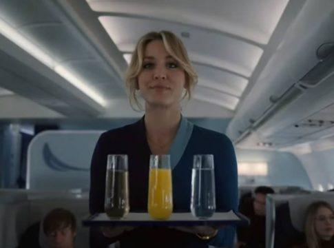 The Flight Attendant Season 1 2020 Serija Opis i Radnja Serije, Trailer Tv Series