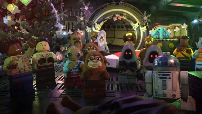 The LEGO Star Wars Holiday Special 2020 Trailer Filma, Opis i Radnja Filma, U kinima