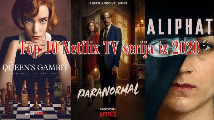 Top 10 Netflix TV serija iz 2020, Top 10 Netflix TV Series of 2020, Netflix serije, Gledanje Netflix serija, Najbolje Nove Netflix Serije