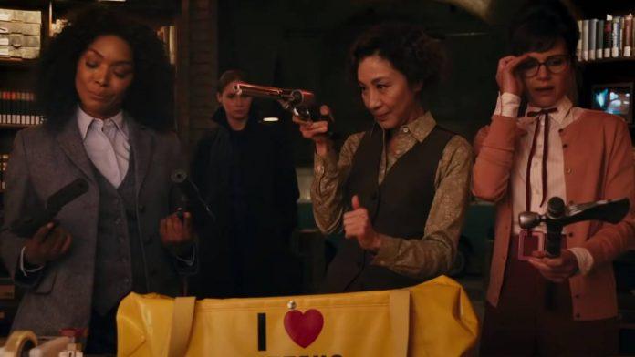 Gunpowder Milkshake 2021 Film Opis i Radnja Filma, U kinima, Trajanje Filma, Trailer Filma, Glumci, Strani Filmovi 2021, Imdb Ocjena.