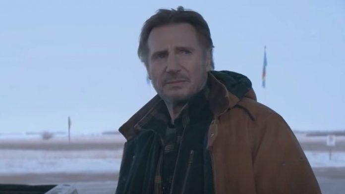The Ice Road 2021 Film Opis i Radnja Filma, U kinima, Trajanje Filma, Trailer Filma, Glumci, Strani Filmovi 2021, Imdb Ocjena.