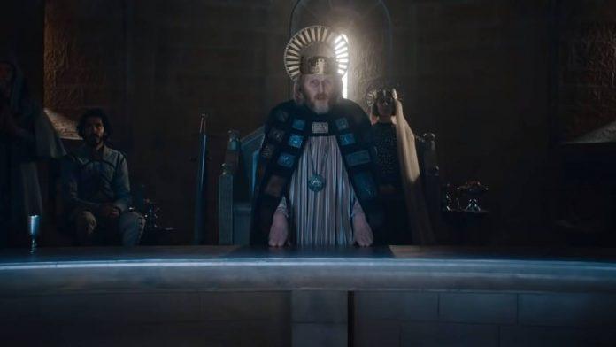 The Green Knight 2021 Film Opis i Radnja Filma, U kinima, Trajanje Filma, Trailer Filma, Glumci, Strani Filmovi 2021, Imdb Ocjena.
