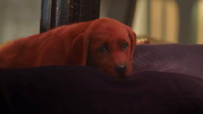 Clifford the Big Red Dog 2021 Film Opis i Radnja Filma, U kinima, Trajanje Filma, Trailer Filma, Glumci, Strani Filmovi 2021, Imdb Ocjena. Youtube Screenshot