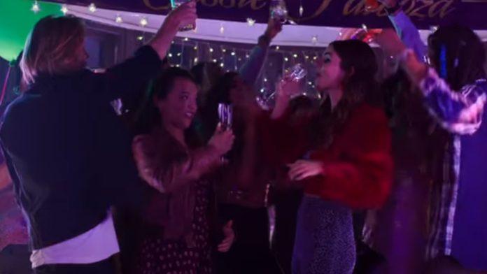 Afterlife of the Party 2021 Film Opis i Radnja Filma, U kinima, Trajanje Filma, Trailer Filma, Glumci, Strani Filmovi 2021, Imdb Ocjena. Youtube Screenshot